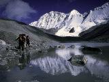 Trekking Shishapangma Area  Tibet