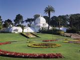 Conservatory of Flowers  Golden Gate Park  San Francisco  California  USA