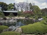 Seiryu-En Gardens  Nijo Castle  Kyoto  Japan