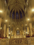 St Patrick&#39;s Cathedral  New York City  USA