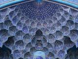 Sheikh Lotfallah Mosque Esfahan Iran