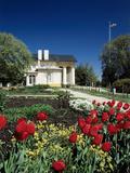 Arlington House  Robert E Lee Memorial Arlington Virginia  USA