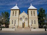San Albino Church  Las Cruces  New Mexico  USA