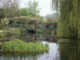 Home and Garden of Claude Monet  Giverny  France