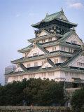 Osaka Castle  Osaka  Honshu  Japan