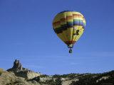 Red Rock Balloon Festival  New Mexico  USA