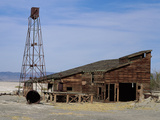 An Abandoned Barn