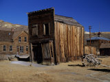 Swazey Hotel  Bodie State Historic Park  California  USA
