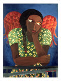 Black Girl with Wings