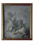 Three Cupids  c1775