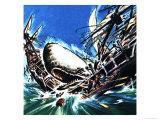 Moby Dick's Revenge