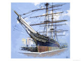The Tea Clipper Cutty Sark