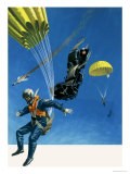 Parachutes and Ejector Seats