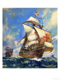 Unidentified Sailing Ships
