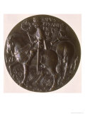 Portrait Medal  Reverse Depicting Gianfrancesco Gonzaga