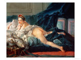 The Odalisque  1745