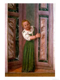 Child at the Door  from the Sala a Crociera  c1561