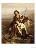 Comfort in Grief  c1852