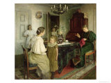 The Family of the Artist  1895