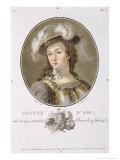 Portrait of Joan of Arc