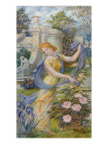 Allegory of Spring  c1900