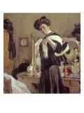 Portrait of Henrietta Hirshmann