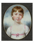 Miniature of a Young Girl