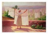 Washing in the Sun