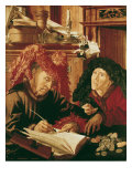 Two Tax Gatherers  c1540