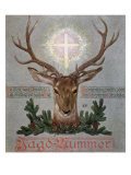 The Stag of St Hubert