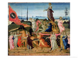 Triumph of Chastity  Inspired by Triumphs by Petrarch