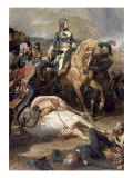 The Battle of Rivoli  1844