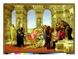 Calumny of Apelles  1497-98