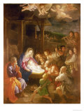 The Nativity at Night  1640