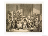 Introduction of the Art of Printing  from Illustrations of English and Scottish History Volume I