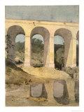 Chirk Aqueduct  1806-7