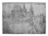 The Minster at Aachen  1520
