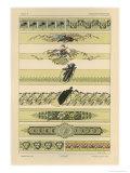 Beetles  Plate 14  Fantaisies Decoratives  Librairie de L'Art  Paris  1887