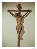 Christ on the Cross  Le Devot Christ  1307