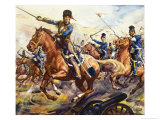 Famous Horses of Fact and Fiction: The Charge of the Light Brigade