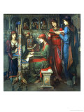 St Cecilia  1897