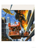 Helicopter Fire Rescue Service