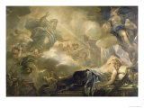 The Dream of Solomon  c1693