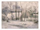 Winter Landscape  1879