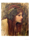 Study For a Naiad