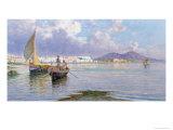 Naples  from Mergellina