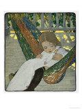 Rocking Baby Doll to Sleep  1902