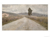 The Tuscan Road  c1899