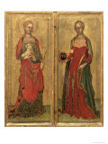 St Agnes and St Domitilla
