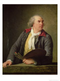 Portrait of Hubert Robert